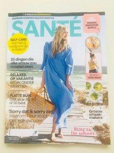 Ga je binnenkort op vakantie? Lees dit artikel in de Santé!